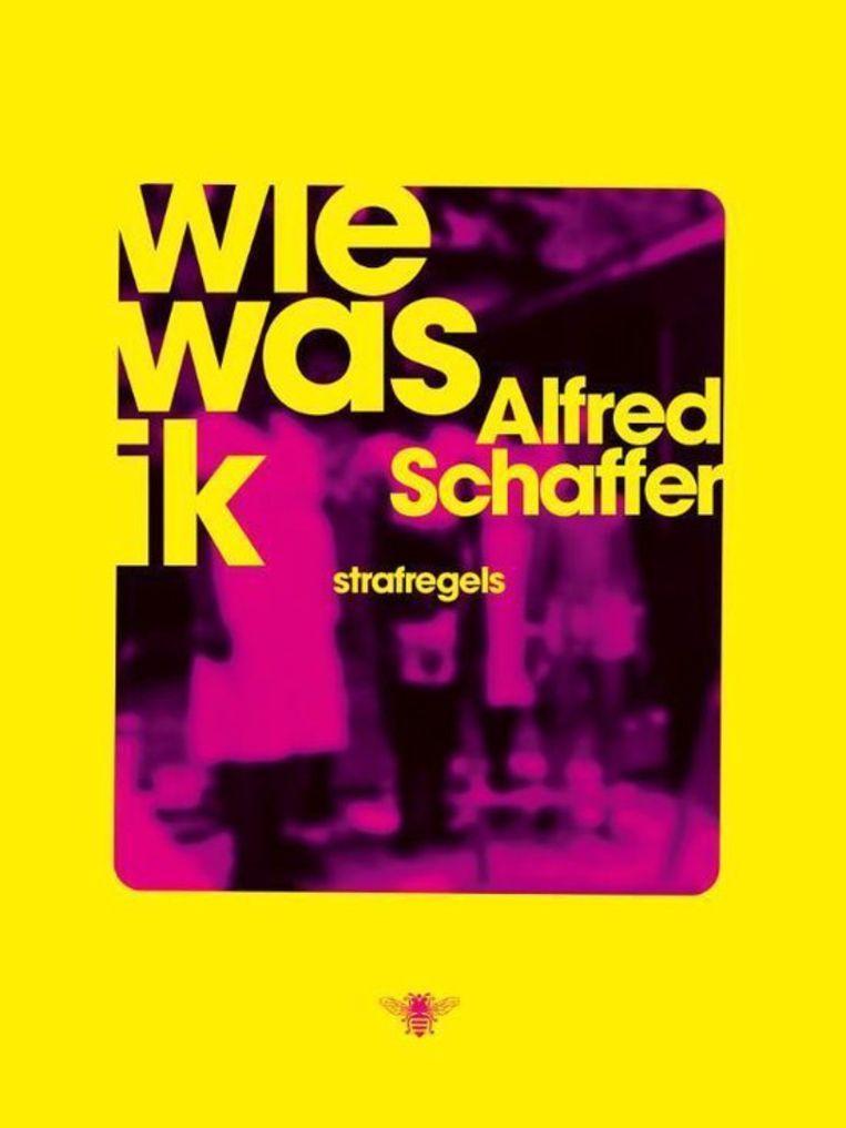 Alfred Schaffer, Wie was ik – strafregels. Beeld