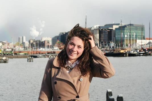 """Lieke Kuiper: """"Wij willen duidelijk maken dat je in Nederland de keuze hebt zelf te dragen wat je wilt."""""""