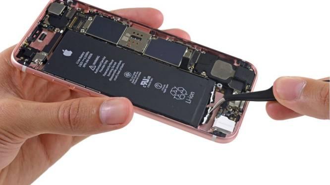 Apple pompt meer werkgeheugen in iPhone 6S
