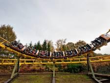 Metamorfose achtbaan in Hellendoorn: 'Je hebt straks het gevoel dat je vliegt'