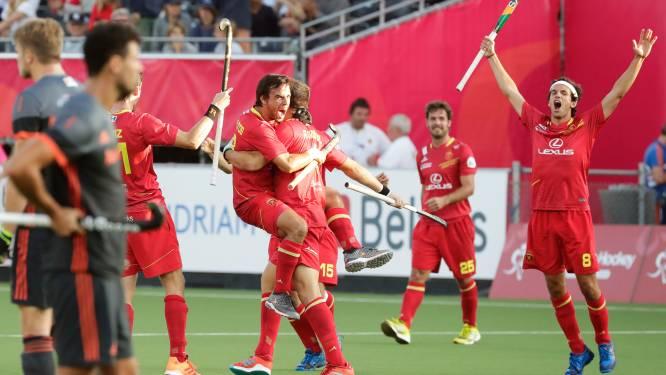 Spanjaarden houden Nederland verrassend uit finale