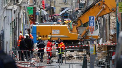 Zevende lichaam uit puin Marseille gehaald