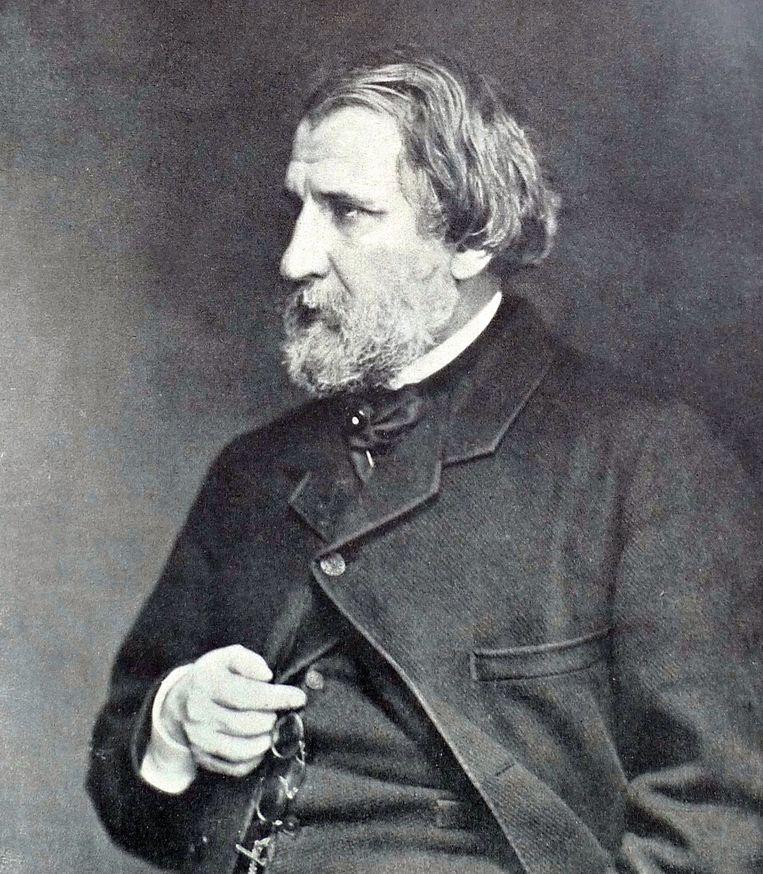 Ivan Toergenjev Beeld