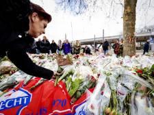 Ook Feyenoord speelt zondag met rouwbanden