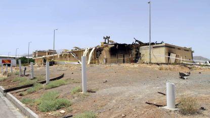 Incident bij nucleair complex Iran is mogelijk aanslag
