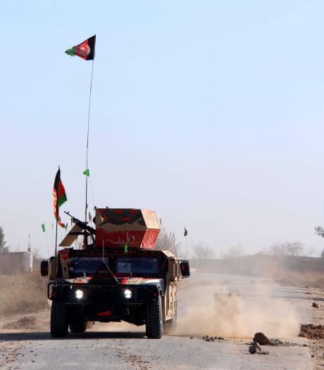 Opnieuw aanslag op NAVO-basis Afghanistan
