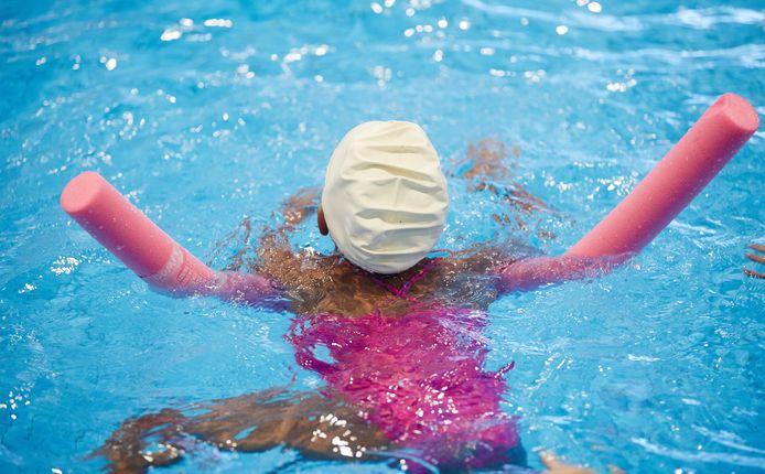 Zwemschool Akwaak geeft onder andere les in Zwolle , Heerde, Zutphen en Elburg. Foto ter illustratie.