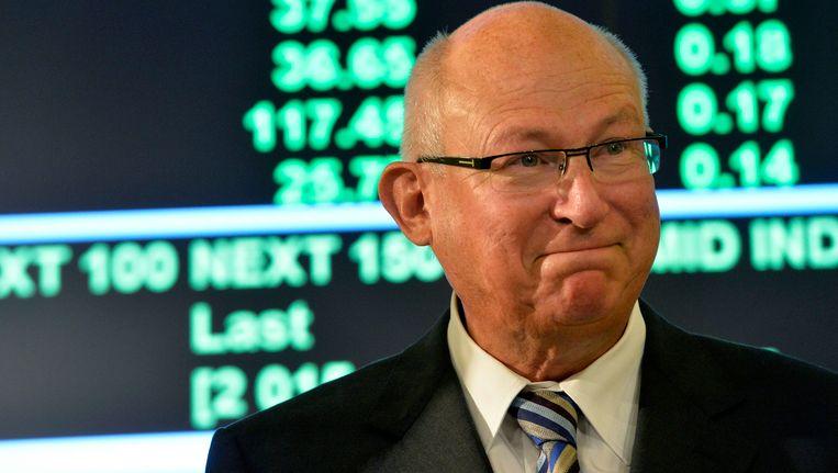 Roularta-CEO Rik De Nolf.