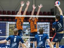 Orion kantelt wedstrijd tegen Talentteam