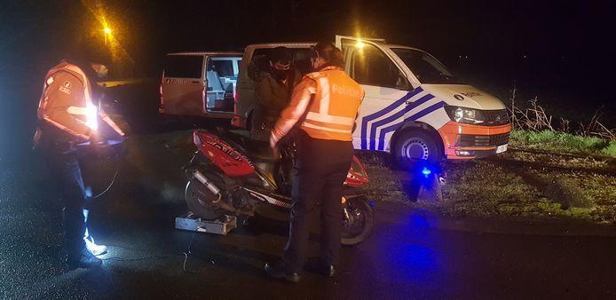 De politie Noorderkempen hield afgelopen weekend controles op het gebruik van drugs en/of alcohol achter het stuur.
