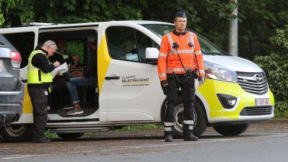 Politie, douane en belastingdienst innen 17.500 euro aan openstaande belastingen en boetes tijdens verkeerscontroles