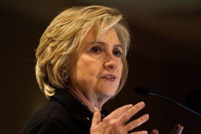 Zou ze toch nog? Hillary Clinton klopt in poll van Harvard alle andere Democratische presidentskandidaten