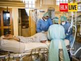 """LIVE. Absoluut record ziekenhuisopnames gebroken,  Van Gucht: """"Het ziet er echt niet goed uit""""- België zwaarst getroffen land van Europa: """"Versoepelingen waren misplaatst"""""""