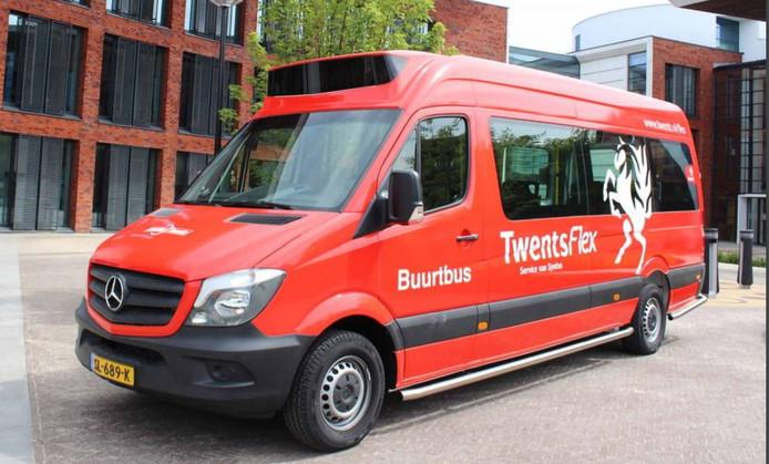 Meer mensen in Rijssen-Holten, die nu nog van 'Taxi voor iedereen' gebruik maken,  zouden wellicht ook met TwentsFlex kunnen reizen.