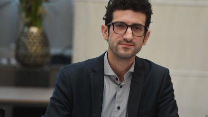 """Mohamed Ridouani """"vereerd"""" dat hij genoemd wordt als nieuw voorzitter s.pa """"maar daar moeten we nu niet mee bezig zijn"""""""