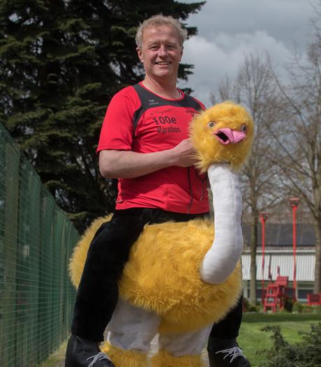 Extra prijzen bij AV Salland Crossloop van Raalter marathon-veteraan