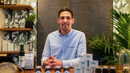 Eerste hennepwinkel van Antwerpen na acht maanden al gesloten na drugscontrole