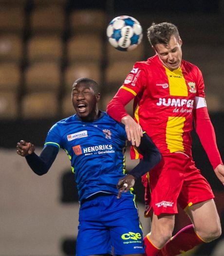 Samenvatting | TOP Oss loopt door penalty kans op clubrecord mis