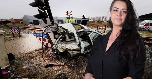 Petra overleefde eerder treinbotsing op Harlingse rampplek.