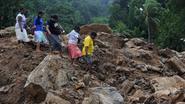 Aardverschuivingen Sri Lanka: 126 doden, 500.000 ontheemden