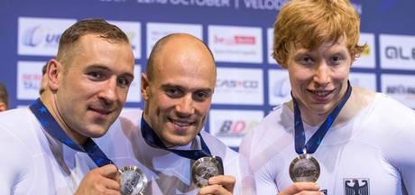 Duitser Levy pakt keirintitel op EK baanwielrennen