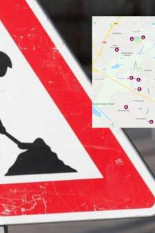 Wegen gaan in Oisterwijk, Moergestel en Heukelom op de schop