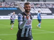 Rai Vloet veert op bij Heracles: 'De kwaliteit is er nog, net als de wens om bij een topclub te spelen'