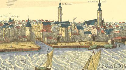 Topdagen voor dienst archeologie: vele werken leggen geschiedenis Antwerpen bloot