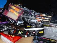 Vuurwerk inleveren: Deventer, Raalte en Olst-Wijhe komen met politie in actie