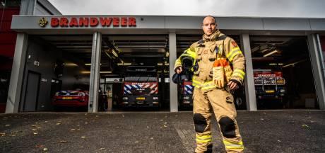 Laszlo (28) is brandweerman: 'Mensen rennen úit een brandend gebouw, wij erín'