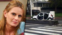 Actrice Silvia Claes zwaargewond na aanrijding met vrachtwagen