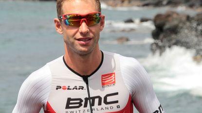 Bart Aernouts fraai tweede in Ironman 70.3 van Saint-George