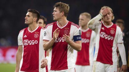 """""""Hoe wreed kan de VAR zijn?"""": onze chef voetbal ziet Ajax-jonkies charmeren, maar niet beloond worden"""