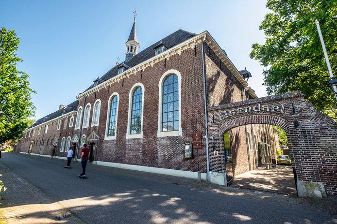 Klooster Elsendael in Boxmeer. Vanaf september een PTSS-kliniek.