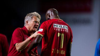 """Bölöni blij met contractverlenging Lamkel Zé: """"Op een dag gaat hij helemaal ontploffen"""""""