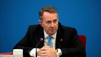 """Britse minister: """"Kans is groot dat Verenigd Koninkrijk uit EU stapt zonder akkoord over Brexit"""""""