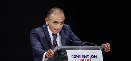 Zemmour condamné à 10.000 euros d'amende pour injure et provocation à la haine