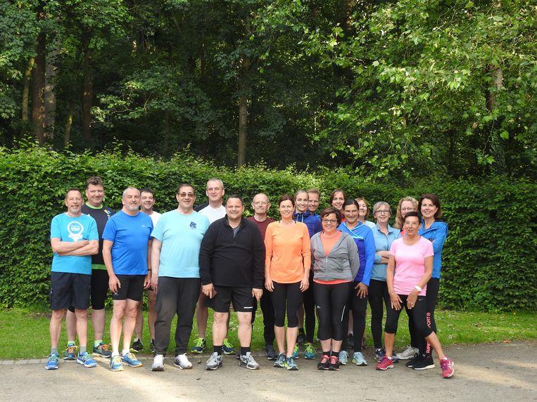 Veertien lopers behaalden hun Start 2 Run-diploma.