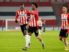 PSV komt dankzij Zahavi, Rosario en sterke Mvogo met de schrik vrij tegen RKC