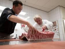 'Kleurrijke cliënt Bob' schopt het tot bij de Zutphense slager