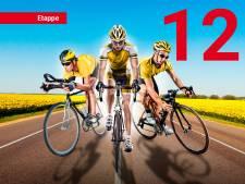 Grote veranderingen en puntenrecord in Lezerstour na rit naar Alpe d'Huez