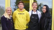 Vier leerlingen VTI Spijker nemen deel aan internationale hotel- en toerismewedstrijd