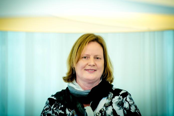 Burgemeester Daphne Bergman: iedereen moet voor zijn eigen huisvesting zorgen.