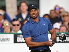Historisch: Tiger Woods valt uit de top 1000