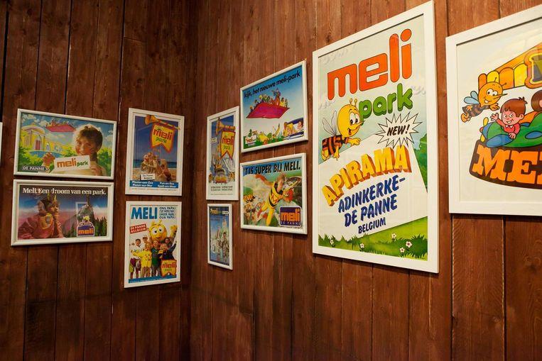 Op de tentoonstelling hangen ook heel wat affiches.