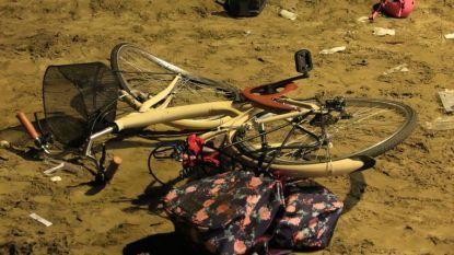Jaar celstraf voor bestuurder die fietsende mama en haar kindjes van de weg maaide