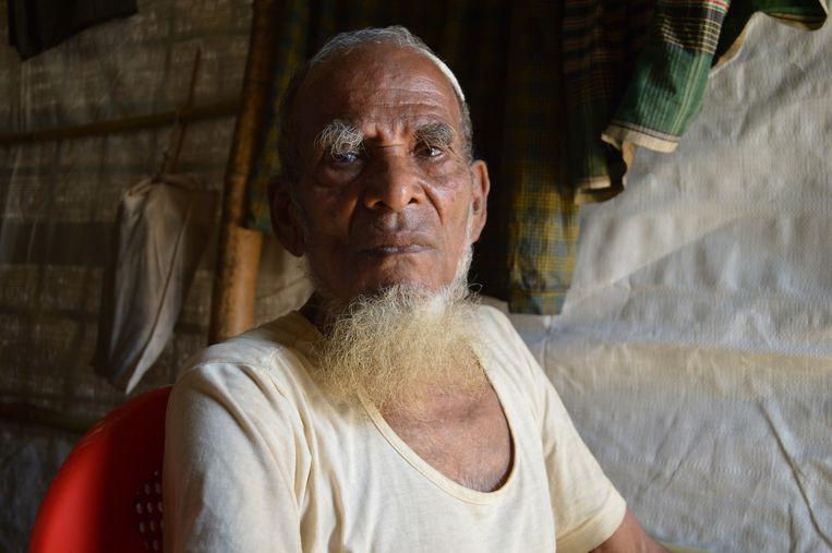 9a681e8a309 Rohingya Noor (85) vluchtte met negen kinderen en zestig ...