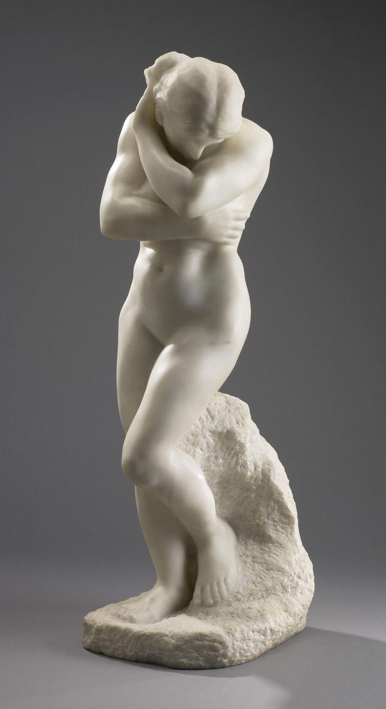 Rodin, Eva (1883). Beeld Coll. Art Gallery of Ontario, Toronto