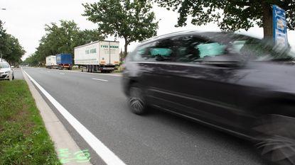 Trajectcontrole moet snelheid op N8 terugdringen