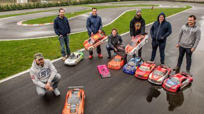 Nieuw circuit Racing Club Roeselare officieel geopend